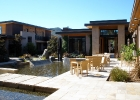Landscape management at luxury inn and spa in Yountville